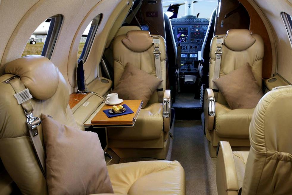 арендовать самолет Beechcraft Premier 1A