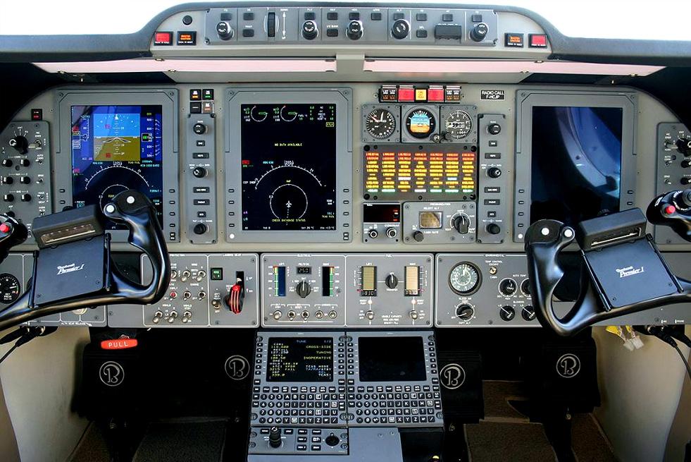 аренда частного самолета Beechcraft Premier 1A
