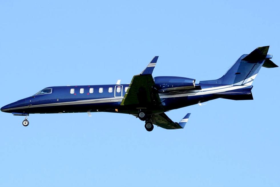 фото Bombardier Learjet 45