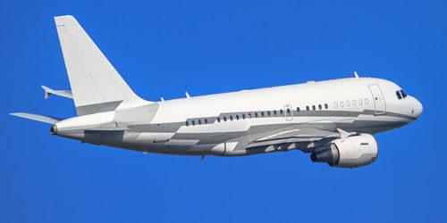 фото Airbus A318 Elite