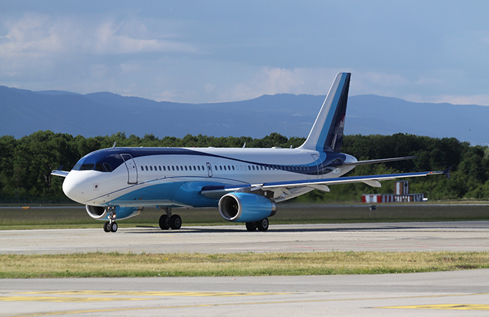 фото Airbus ACJ320