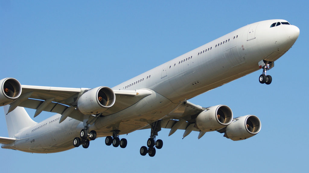 фото Airbus ACJ340