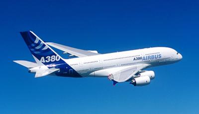 бизнес джет Airbus А380