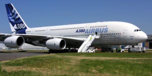 аренда частного самолета Airbus А380
