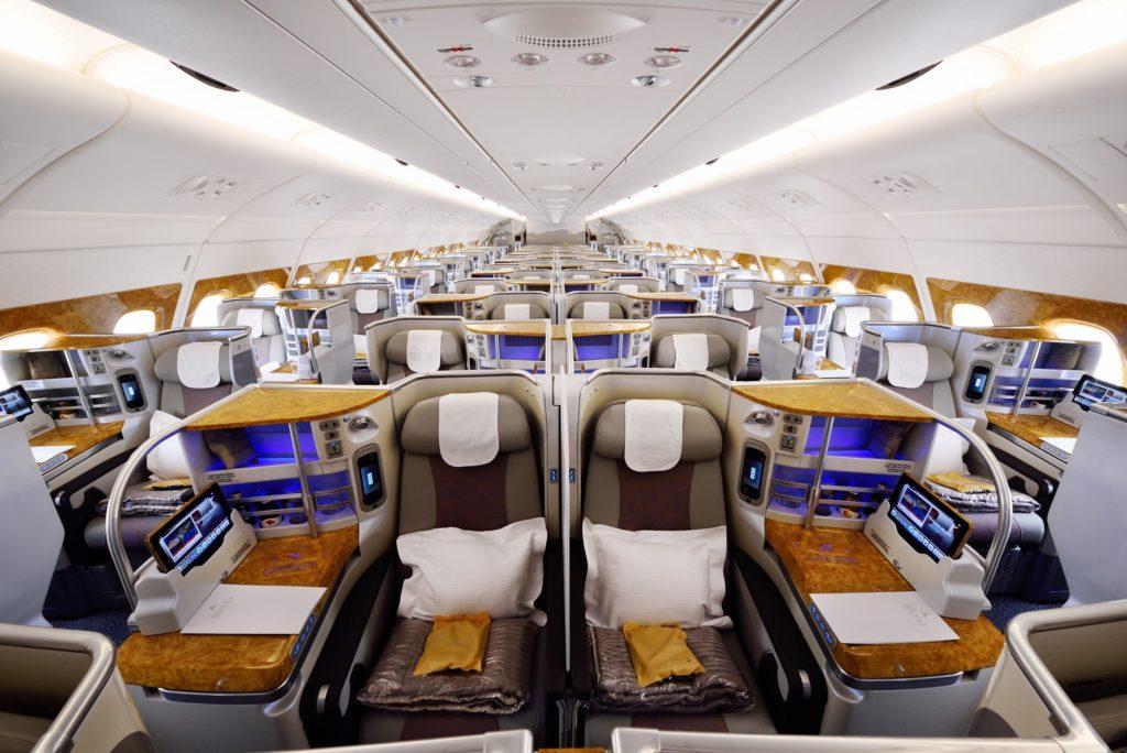 арендовать самолет Airbus А380