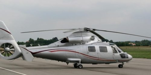 фото Aerospatiale AS-365N2