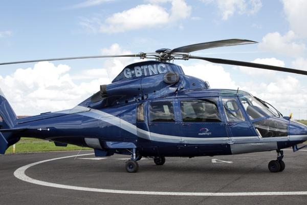 аренда частного вертолета Aerospatiale AS-365N2