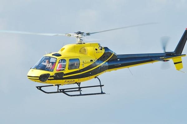 аренда частного вертолета Eurocopter AS355
