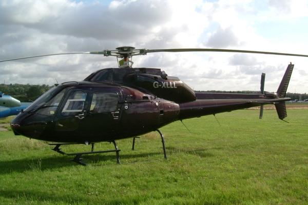 аренда хеликоптера Eurocopter AS355