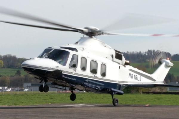 аренда частного вертолета AGUSTA WESTLAND AW139