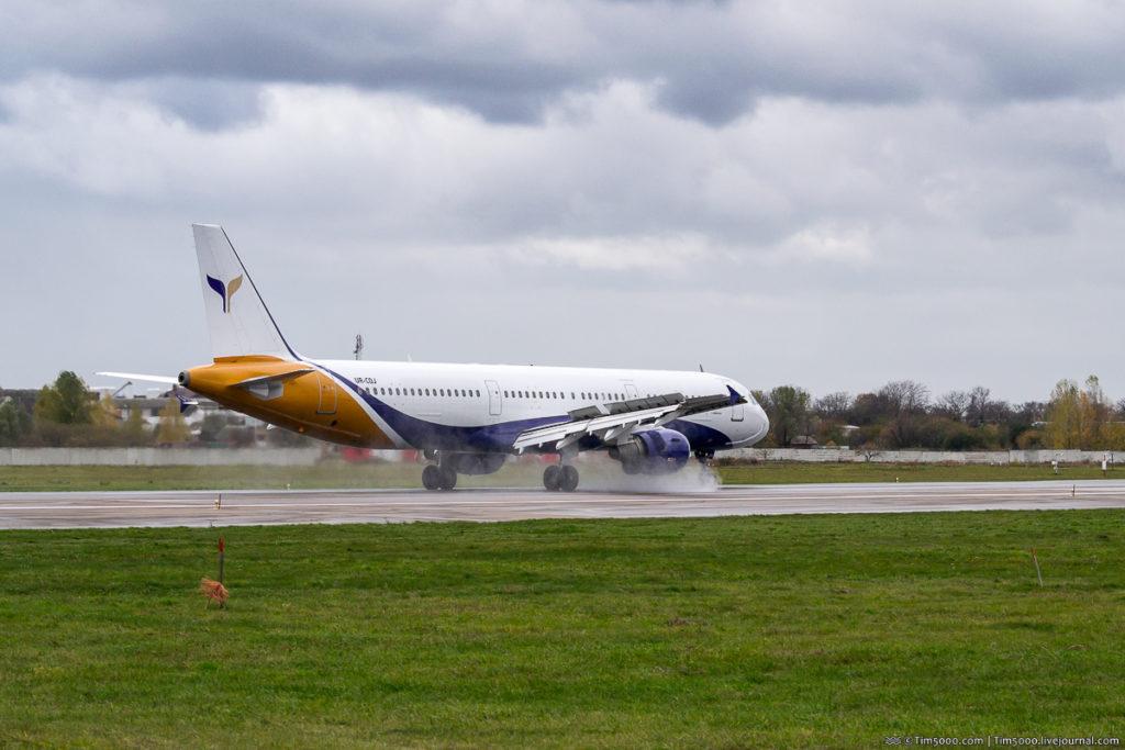 аренда бизнес джета Airbus A321