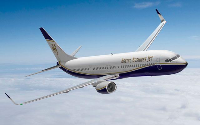 аренда частного самолета Boeing Business Jet 2
