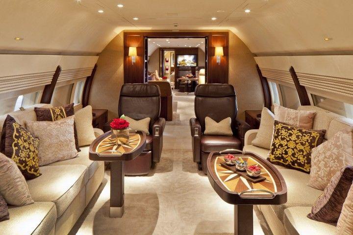 арендовать самолет Boeing Business Jet 2