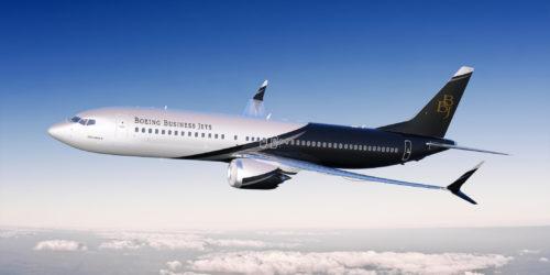 аренда частного самолета Boeing Business Jet 3