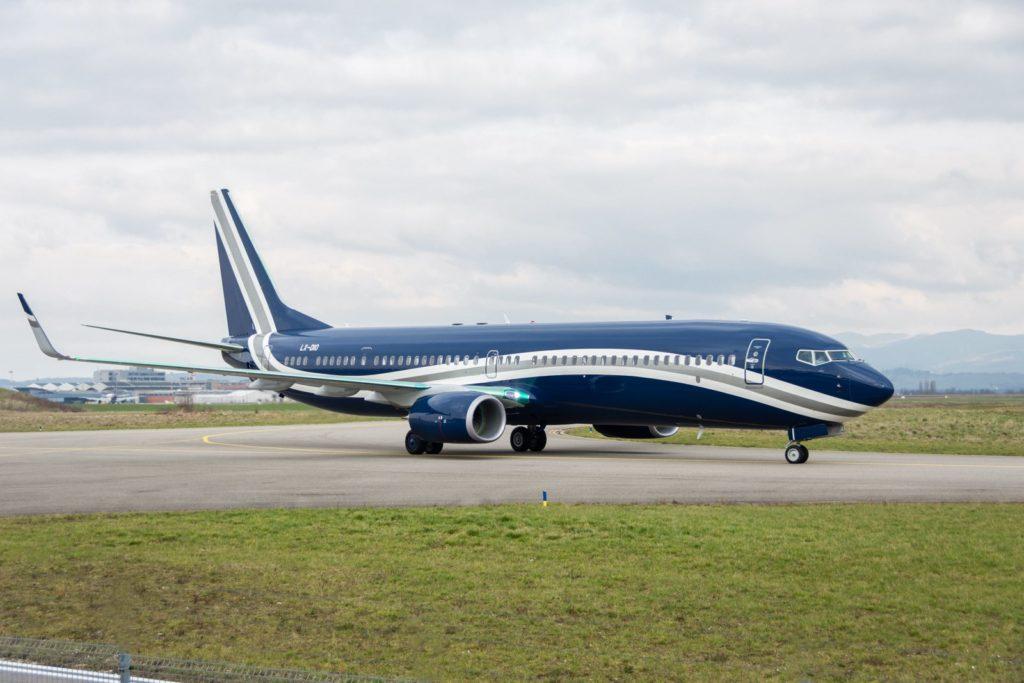 аренда бизнес джета Business Jet 3