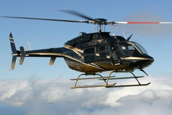 аренда хеликоптера Bell 407