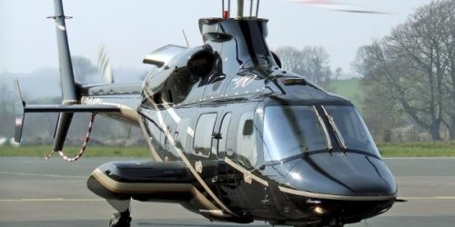 аренда хеликоптера Bell 430