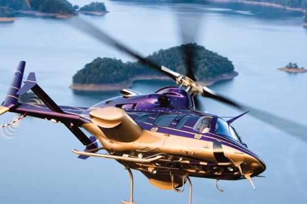 аренда частного вертолета Bell 430