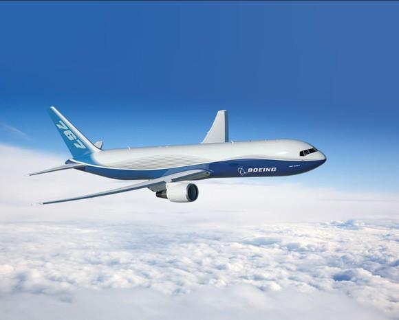 аренда бизнес джета Boeing 767