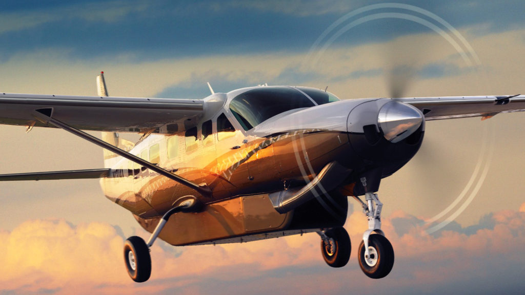 аренда бизнес джета Cessna Caravan