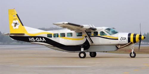аренда частного самолета Cessna Caravan