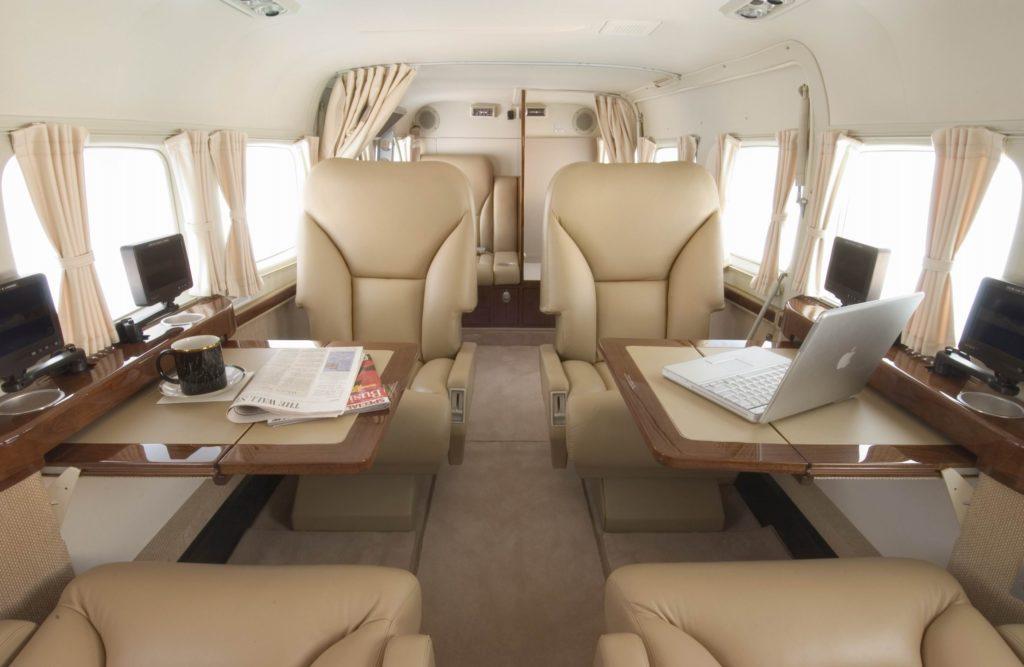 арендовать самолет Cessna Caravan