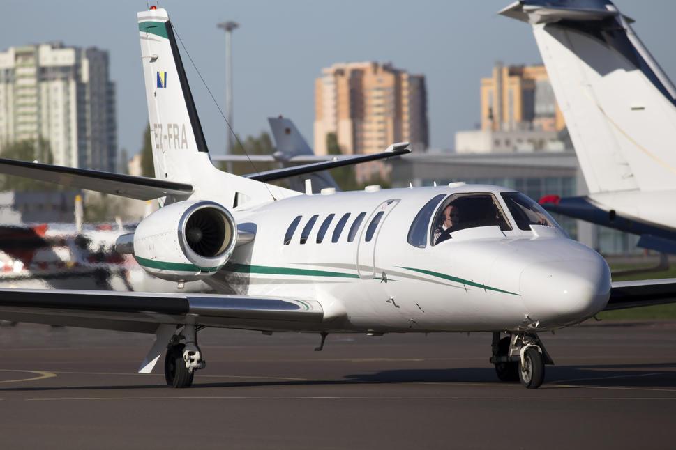 аренда частного самолета Cessna Citation Bravo