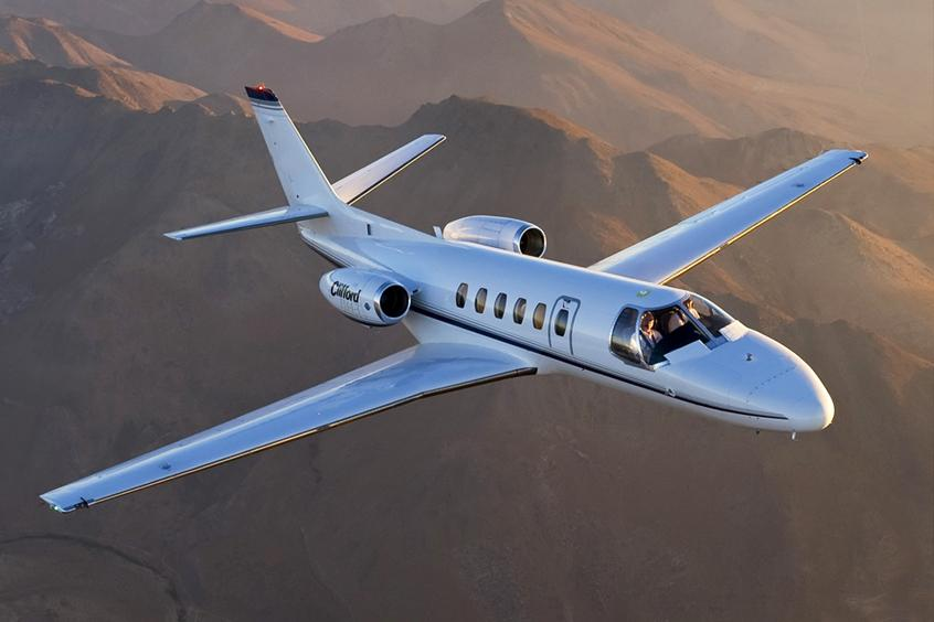 фото Cessna Citation Bravo