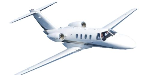 аренда бизнес джета Cessna Citation CJ1