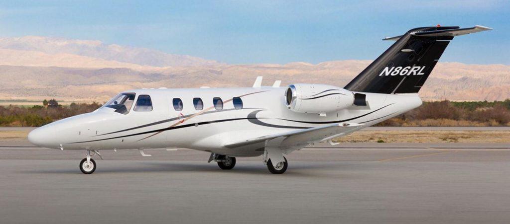 аренда частного самолета Cessna Citation CJ1