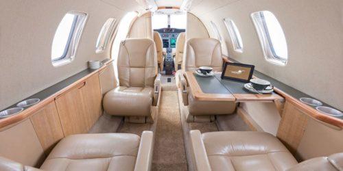 арендовать самолет Cessna Citation CJ1
