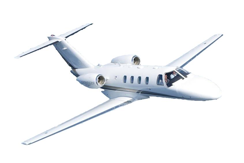 аренда бизнес джета Cessna Citation CJ1