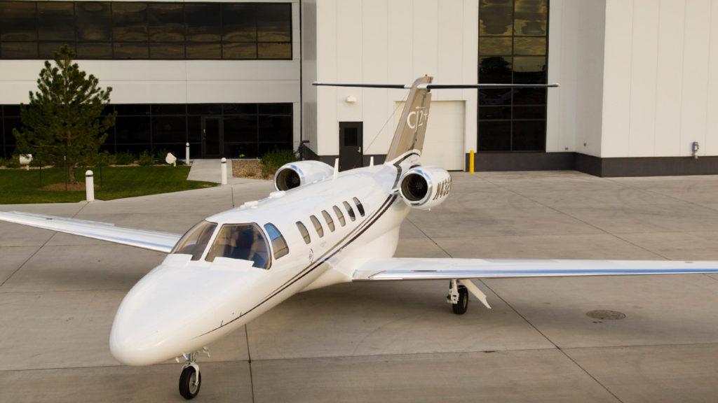 аренда бизнес джета Cessna Citation CJ2 / CJ2+