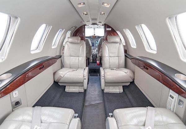арендовать самолет Cessna Citation CJ2 / CJ2+