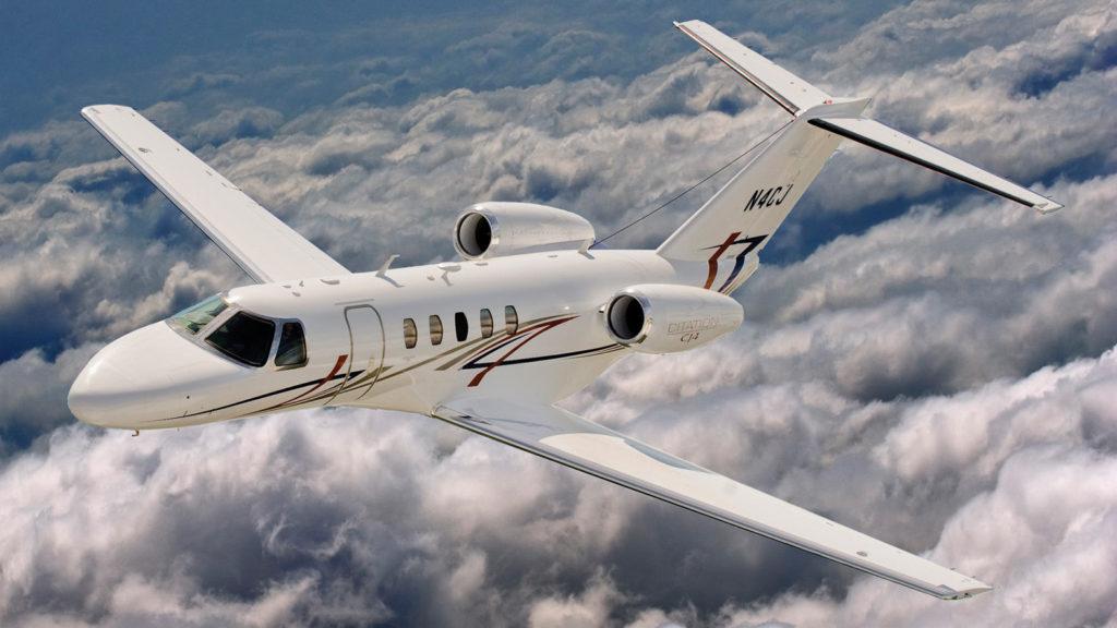 фото Cessna Citation CJ4