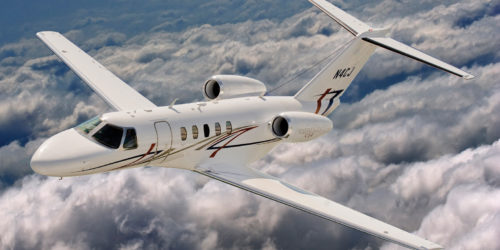 фото Cessna Citation CJ4