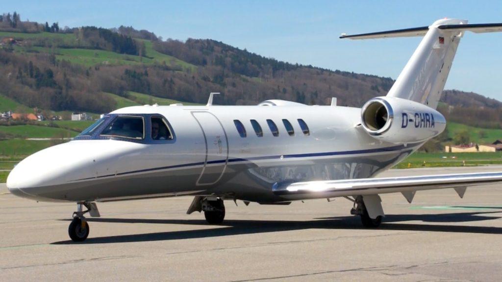 аренда частного самолета Cessna Citation CJ4