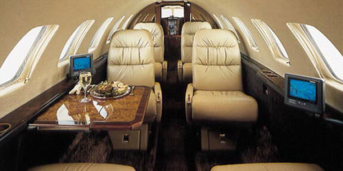 арендовать самолет Cessna Citation Ultra