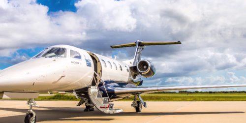 аренда бизнес джета Embraer Phenom 300