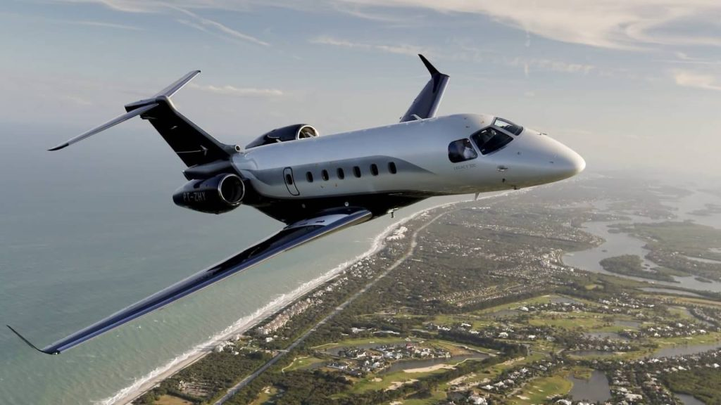 фото Embraer Legacy 500