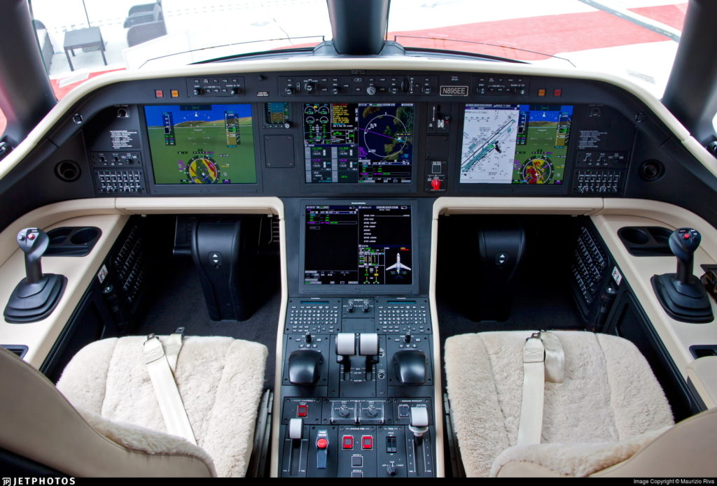 аренда бизнес джета Embraer Legacy 500
