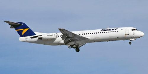 фото Fokker 100