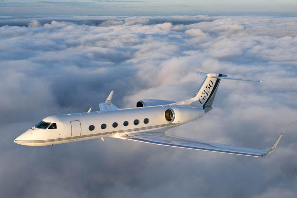 фото Gulfstream G350