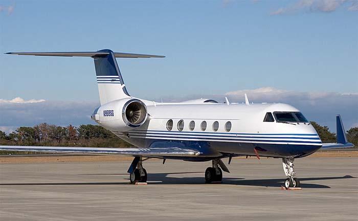 аренда частного самолета Gulfstream G350