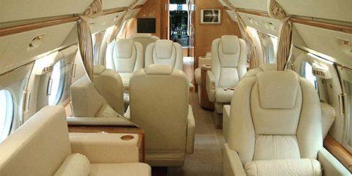 арендовать самолет Gulfstream G350