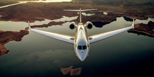 фото Gulfstream G650
