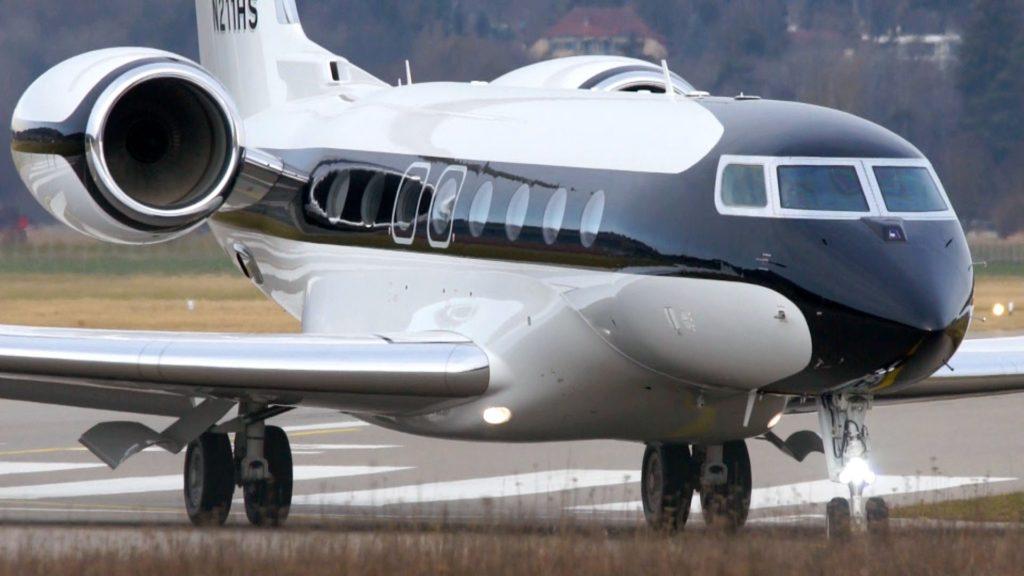 аренда частного самолета Gulfstream G650
