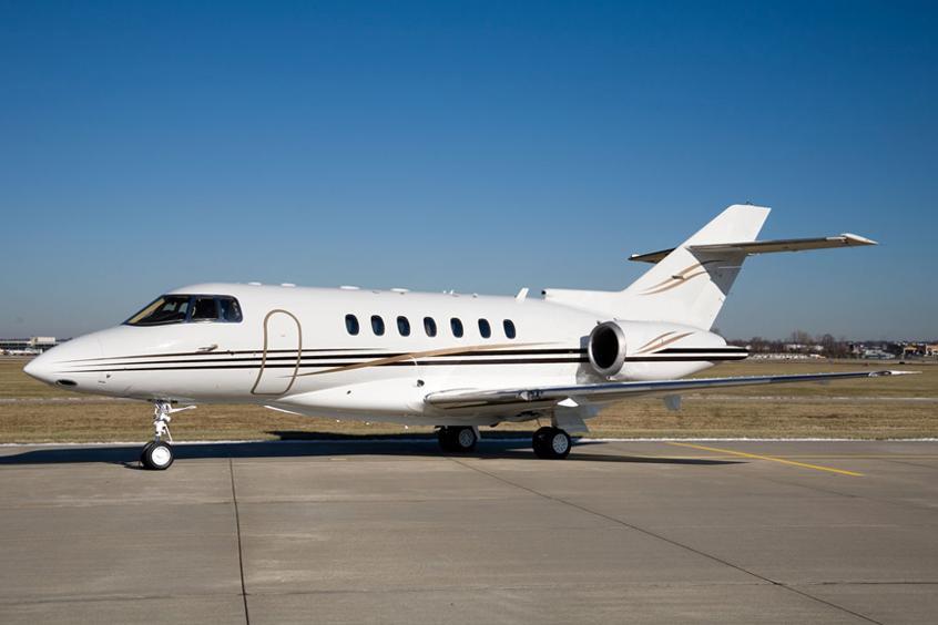 аренда частного самолета Hawker Beechcraft 1000
