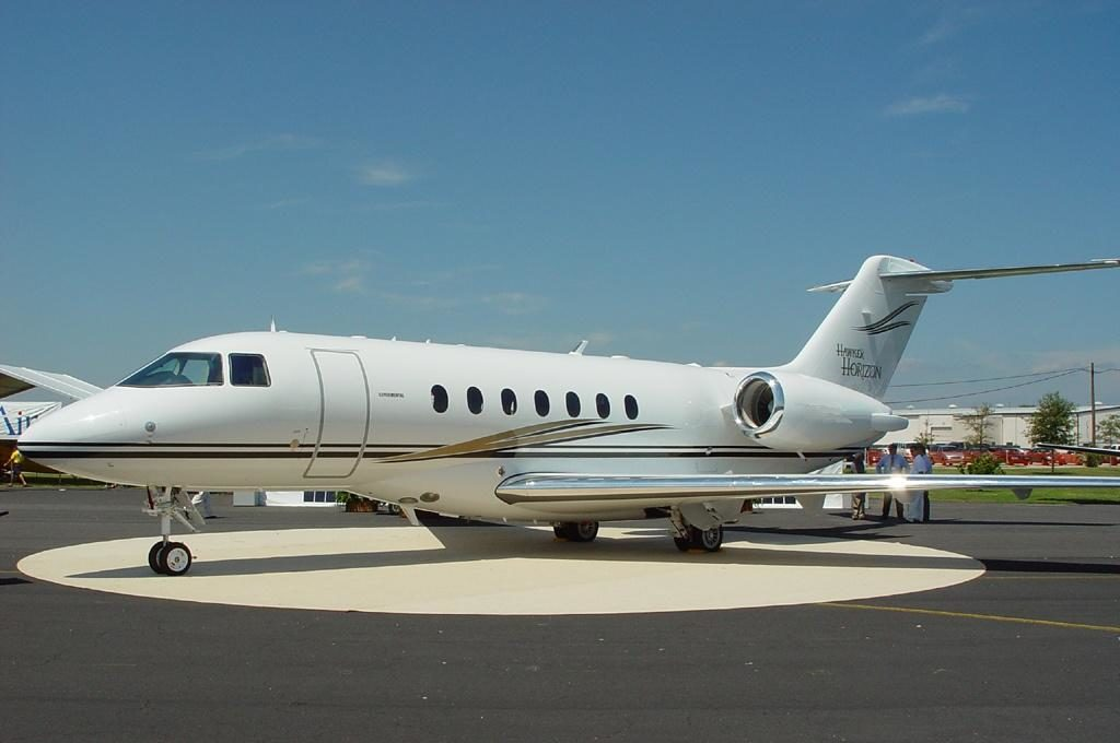 аренда частного самолета Hawker Beechcraft 4000