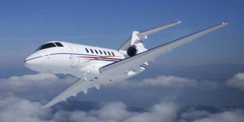 аренда частного самолета Hawker Beechcraft 700